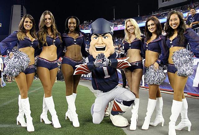 New England Patriots American Football - Bilder -