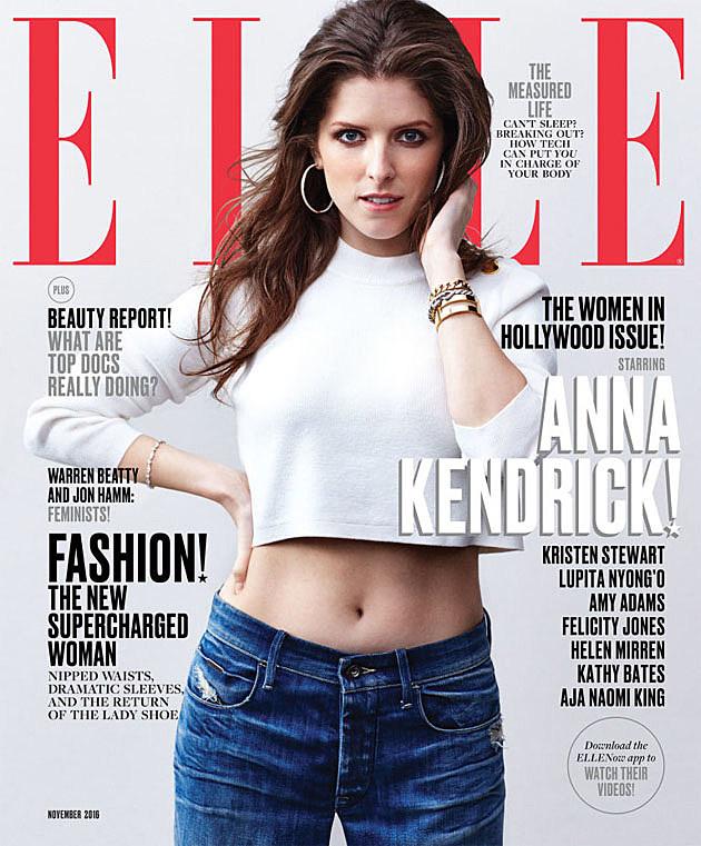 ELLE Magazine - November 2016