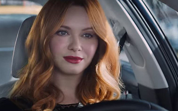 Car Names For Girls: Christina Hendricks Is The Girl In The Kia TV Commercials