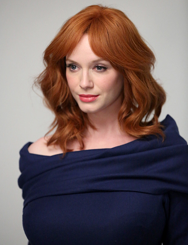 Redhead woman from the mirena commercial